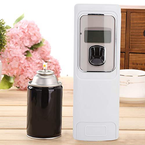 Changor Dispensador de aire fresco, dispensador de aroma eléctrico blanco, 23,7 x 8,5 x 8,3 cm, ambientador resistente con ABS