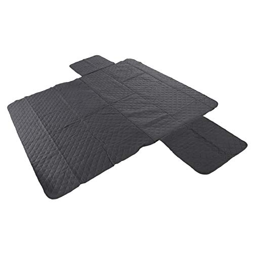 KUIDAMOS Almacenamiento Plegable, fácil de Limpiar, tapete para sofá para Mascotas, Cubierta de sofá de Sala de Estar antimordida Adecuada para Diferentes sofás(Three-Seater)