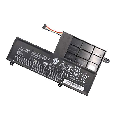 New 7.5V 35Wh/4670mAh L15M2PB1 Laptop Battery Compatible with Lenovo Ideapad Yoga 510-14AST 510-14IKB 510-14ISK 510-15IKB 510-15ISK Series Notebook L15C2PB1 L15M3PB0 L15L3PB0 L15L2PB1 L15C3PB1
