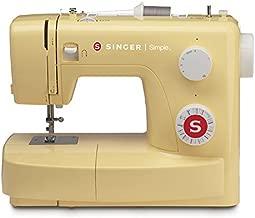SINGER   Simple 3223Y Handy Sewing Machine, Honey