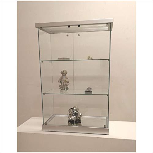 Vitrine d'exposition VM 302 TC (Silver)