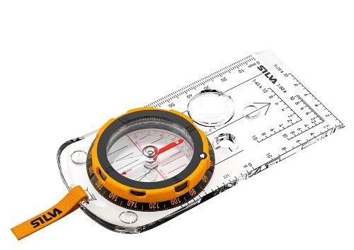 Silva Kompass Compass Expedition, Transparent, one size