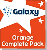 Reading Planet Galaxy Orange Complete Pack