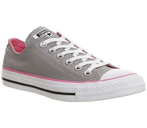 Converse , Damen Sneaker Grau Grau/Rosa