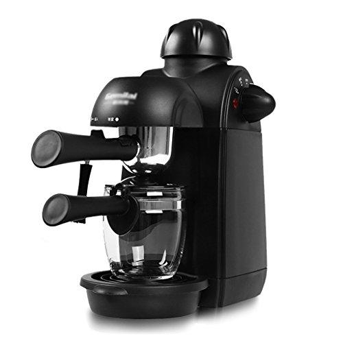 Tong Heng Sheng Firm Haushalt italienische kleine Kaffeemaschine Halbautomatische Dampfpumpe Druck Schleifen Milchschaum