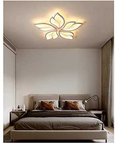 Citra 5 Light Flower Led Chandelier Ceiling Light