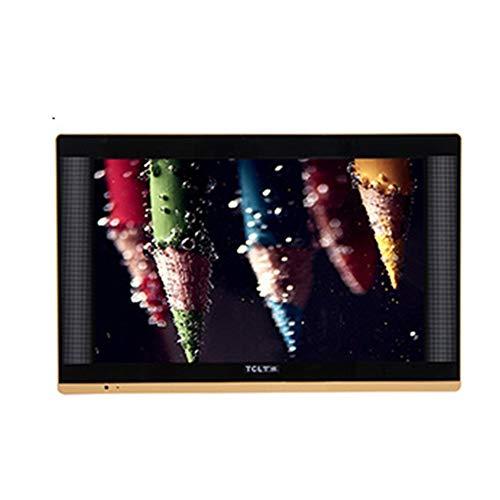 Un Nuevo Tipo de TV con Pantallas de 17 Pulgadas, 19 Pulgadas y 26 Pulgadas, adopta una tecnología HD Free Flicker, admite una resolución de 1080p y Tiene un Control Remoto (Size : 26 Inches)
