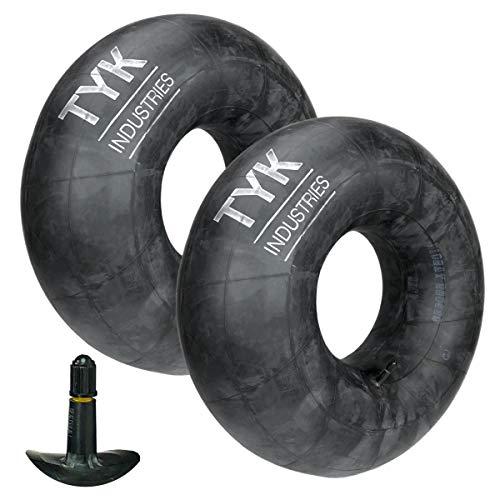 Two TYK 20x8.00-8, 20x10-8, 20x8-8, 20x10.00-8 Golf Cart Mower Tire Inner Tubes