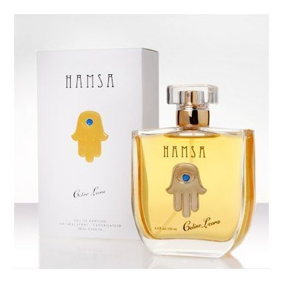 Womens Perfume, Hamsa Perfume for Women by Designer Celine Leora, Women Fragrance with Juicy Floral Scent, 3.4 Ounce EDP Spray, Buy Fresh from the Manufacturer
