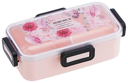 スケーター ふんわり盛れる 弁当箱 ハーバリウム ピンク 日本製 530ml PFLB6
