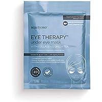 beautypro terapia de ojo máscara de colágeno bajo ojo con extracto de té verde (3aplicaciones)