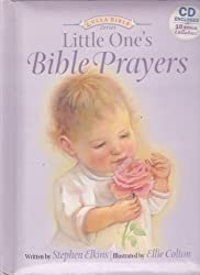 Little One's Bible Prayers and Board Book