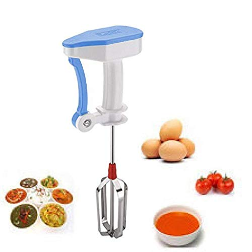 Kitchen Utensil Kitchenware Curd Maker/Free Hand Blender for Egg & Cream Beater,...