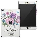 igsticker iPad mini 4 (2015) 5 (2019) 専用 全面スキンシール apple アップル アイパッド 第4世代 第5世代 A1538 A1550 A2124 A2126 A2133 シール フル ステッカー 保護シール 016327 あじさい 梅雨 花