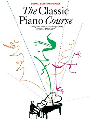 Starting to Play (Classic Piano Course book 1): 01