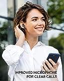 AUKEY Écouteurs Bluetooth 5 sans Fil Stéréo Oreillettes, 25 Heures d'Autonomie avec Étui de...