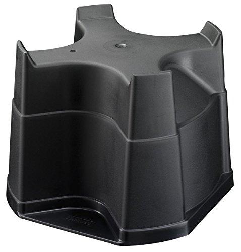 Space Saver Water Butt (100ltr Water Butt Stand Black)