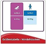 Huggies Windeln Ultra Comfort Pants Größe 4 Monatsbox, 1er Pack (1 x 72 Stück) - 2