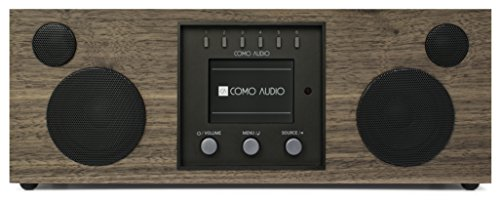 Como Audio Duetto - Tabletop Internet Radio, Spotify Connect, Wi-Fi, FM, and Bluetooth