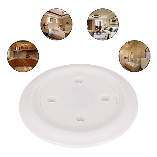 Lamptti Support Mural magnétique pour entrée Echo - ArticleSet.COM Google Home Mini Echo Dot Support Mural pour étagères de Cuisine et Salle de Bain Blanc