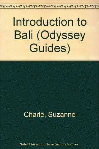 Introduction to Bali