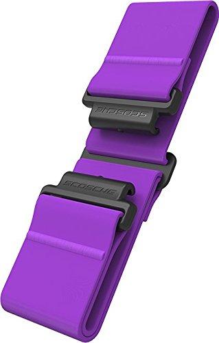 Scosche Rhythm24 and Rhythm+ 2.0 Replacement Strap - Purple