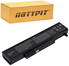 Battpit™ Laptop/Notebook Battery Replacement for Gateway P-7809u FX Edition (4400 mAh)
