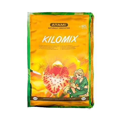 Terreau KILOMIX en sac de 50 litres - ATAMI