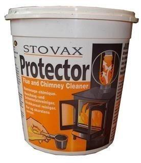 Stovax Protector, Flue & Chimney Cleaner Big 1 kg Tub