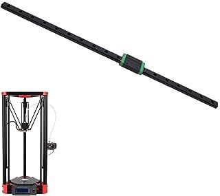 400mm الشريحة السكك الحديدية المضافة للكربون + كتلة التناظرية للطابعة DELTA 3D X Y Z. محور