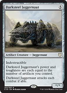 Magic: The Gathering - Darksteel Juggernaut - Commander 2018