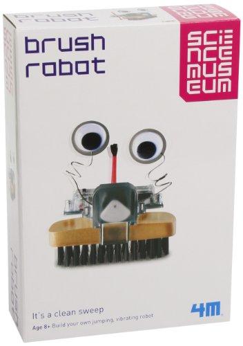 4M - Sience Museum: Costruisci Il Tuo Robot delle Bolle di Sapone [Lingua Inglese]