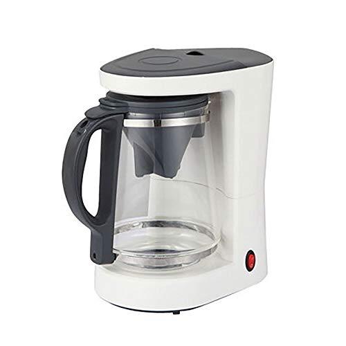 Machine à café Goutte à Goutte, en Plastique de qualité Alimentaire/Isolation Semi-Automatique/Automatique/Filtre Haute densité/résistance aux températures élevées, adapté à Un Usage domesti