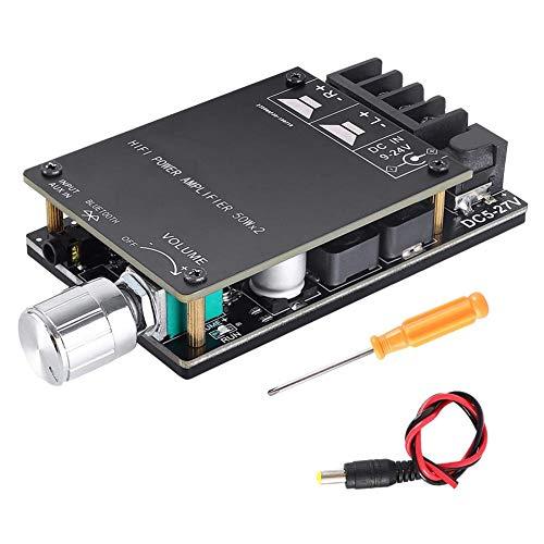 Bluetooth-versterker Board stereo-kanaalvermogensversterker Board Dual Channel DC 5V-27V met LC Filter Technique