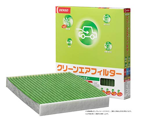 DENSO Clean Air Filter for Car Air Conditioning Systems