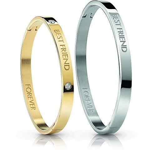 Guess Damen Armband Schmuck Lovers Bangle Trendy UBS84403