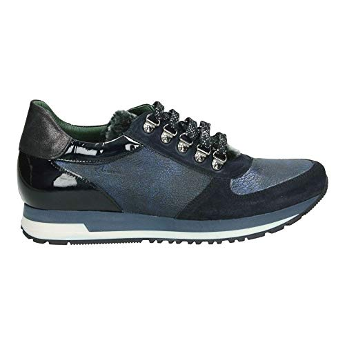 Dorking True, Zapatos de Cordones Derby para Mujer