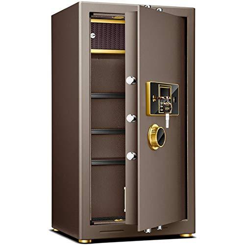 Safe Box 80CM Hoge Grote Ruimte Elektronische Veilige Bestand Data Opslag Thuis Kantoor Veilig Alle Staal Kast kluizen
