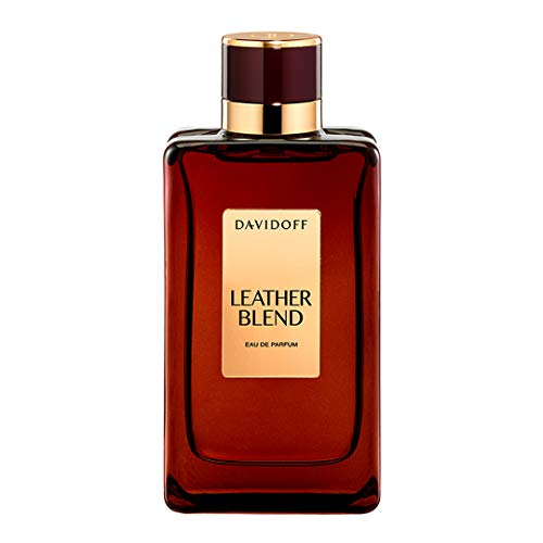 Davidoff Leather Blend homme/men, Eau de Parfum Vaporisateur, 1er Pack (1 x 100 g)