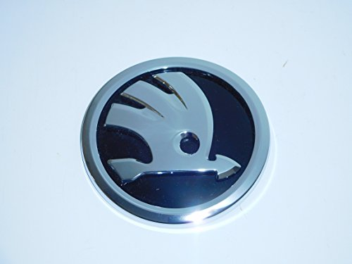 ORIGINAL Skoda Emblem Logo FABIA 3 OCTAVIA 3 SUPERB vorne / hinten 3V0853621AFOD