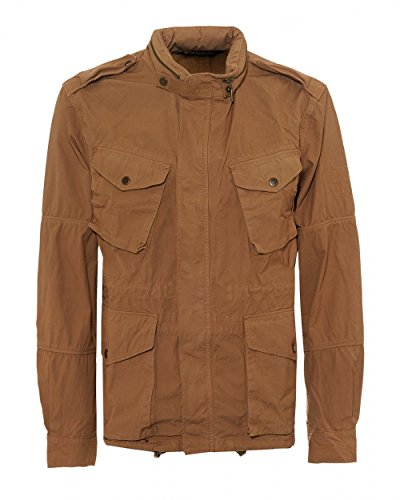 Barbour International Steve Mcqueen Dual Casual Jacket Stone-M