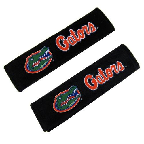 Fremont Die Florida Gators Velour Seat Belt Pads