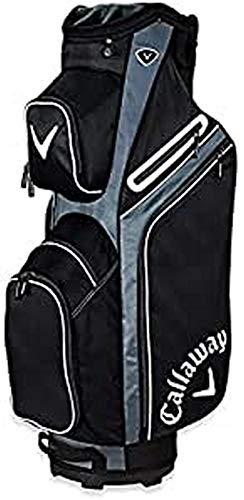 Callaway 2019 X-Series Golftasche, Herren, 5119282, Mehrfarbig(Black/Titanium/White)Einheitsgröße