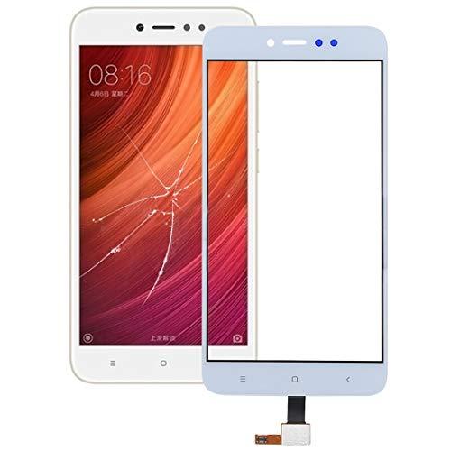 Xiaomi Repuesto For Xiaomi Redmi Note 5A Prime Pantalla de táctil Xiaomi Repuesto (Color : Blanco)