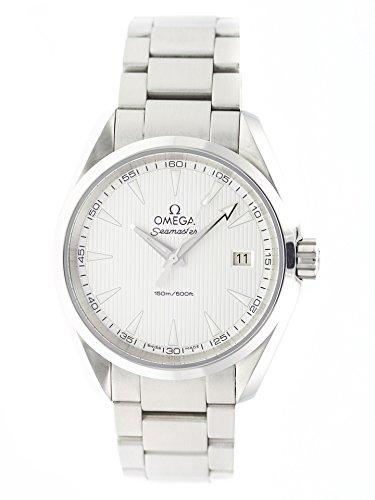 Omega Seamaster Aqua Terra 150m Quarz-Silber Zifferblatt 231.10.39.60.02.001