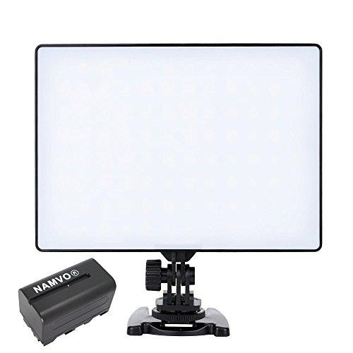 YONGNUO YN-300 Air YN300 Air Pro luz de vídeo LED 3200K-5500K para Canon Nikon DSLR DV y...