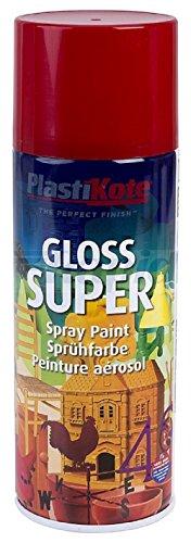 Plasti-kote 1120 400ml Super Gloss - Brigh