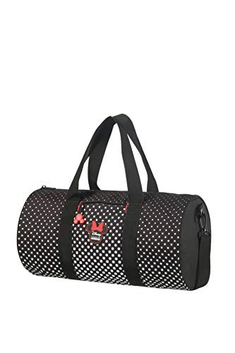 American Tourister Urban Groove Disney - Reisetasche, 20.5 liters, Minnie Mouse Polka Dot
