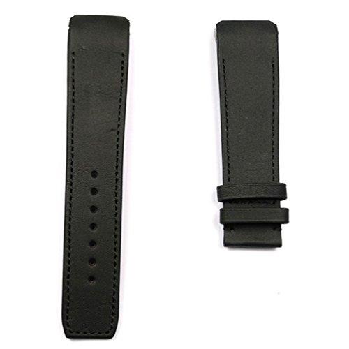 Schwarz Lederband Tissot t610035306t-Touch Expert Solar t091420a