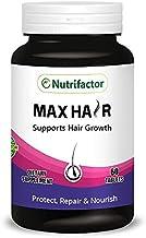 Max Hair - Supports Hair Growth - Dietary Supplement, Protect, Repair & Nourish Your Hair
